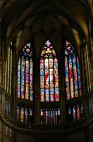 Stained Glass 47 by Lauren-Lee