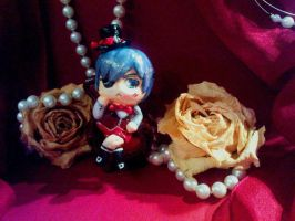 Ciel Phantomhive Figure by Melonhat