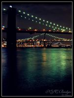 NYC Bridges by Adamoos