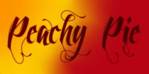 Peachy banner by Love-And-Cyanide88