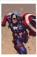 Cap by JonBoy Paints by Ross-A-Campbell