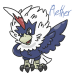 Aether - Ref by Mareena123