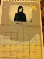 Doctor Who/Torchwood Calendar - May by GryffindorPrincess74
