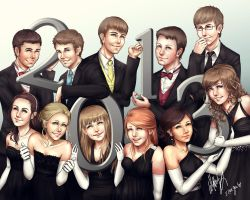 Class of 2013 by DreamerWhit