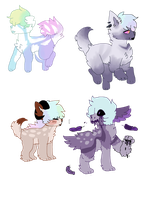 adopts !!!! by puppups