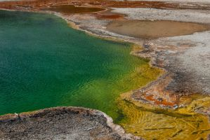 Prismatic Spring by Carise