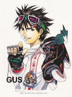 manga_ air gear by sipries