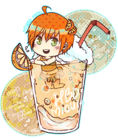 why not orenji for once I mean come on by naoyatoudo