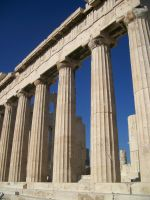 The Parthenon by Wzzkid94
