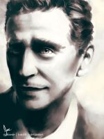 Tom Hiddleston - The Gentleman by riotfaerie