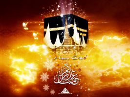 Haapy Eid by AymanStyle