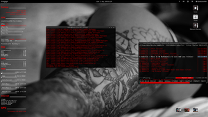 My GNOME Desktop Debian Wheezy rev 0.1 by DebianMir