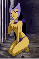 Blackfire Enslaved! by AndronicusVII