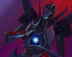 Starscream AnGalynnC by Silverstar3
