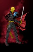 Destro Redux by JohnJett
