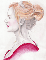 Emma Swan - first ball by MLostGirl