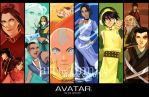 Avatar: The Last Airbender by finni