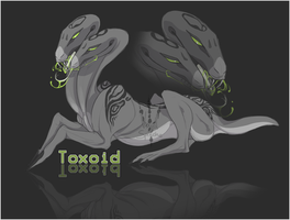 One word design: 1. Toxoid [Closed] by VogelSprache
