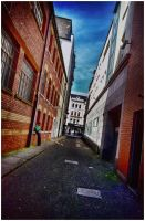 lane in Cork by Demonoftheheavens