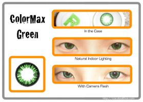 ColorMax Green Lenses by Stealthos-Aurion