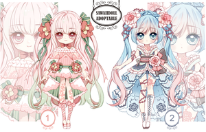 [CLOSED] Shoujo Adopt by SawaiiDoll