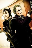 The Kitty and The Psycho by Frame-Fatale