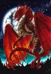 Red Dragon by Dae-Thalin