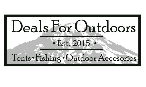 Commission: Deals for Outdoors logo by kieranbaker