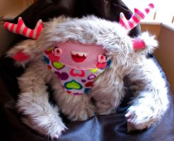 Limited Edition Girly Monster Lexi Leigh by Ljtigerlily
