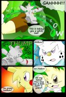Pokemon MD Hope In Darkness Page 14 by Sonic201000