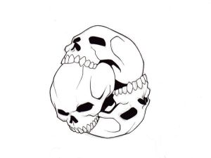 Skull Tattoo Designs 6