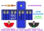 Doctor Who - 9th Dr and Rose by mikedaws