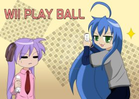 Wii Lucky Star by dimensioncr8r