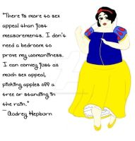A quote for you Snow White by ColdHeartedCupid