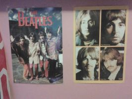 The Beatles Posters by AppleLittleDoll