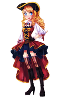 Design Commission - Cure Buccaneer by Chance-To-Draw