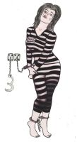 Convict girl by Rotwang1979