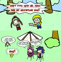 MSS- Misfortune Week by TobiObito4ever