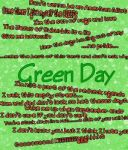 Lorri's Green Day Tribute by holiday0greenday