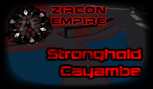 Zircon Empire Outpost by Jonman11