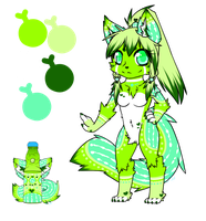 Pop Puppy: Melon by LovelessKia