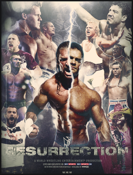 Resurrection PPV by ShahiThaKilla