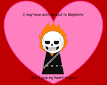 Ghost Rider Valentine's by ThunderWolfang