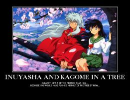 Inuyasha Kagome motivational by otaku4life2010