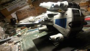 The Last Starfighter GUNSTAR 1 -6 by THE-WHITE-TIGER