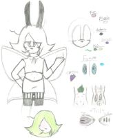 NOC- Tareigh the Butterfly by xX-Kaii-Xx