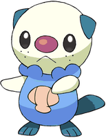 Shiny Oshawott by DigitalPokemonMaster