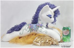 Rarity in Repose-Scale by LadyLittlefox
