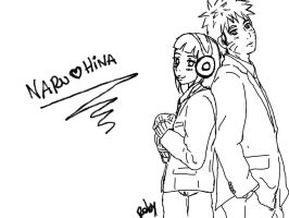 HighSchool NaruHina by MissMokkorina
