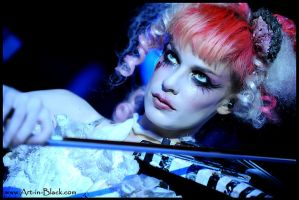 Emilie Autumn by art-in-black